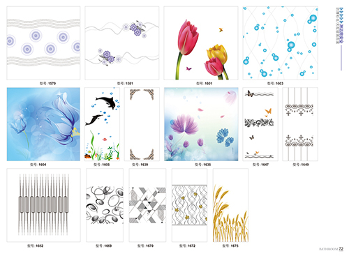 3D彩花系列